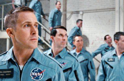"""CINE: """"El Primer Hombre en la Luna"""""""