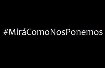 #NOesNO #MiráComoNosPonemos