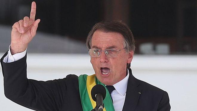 Bolsonaro & God