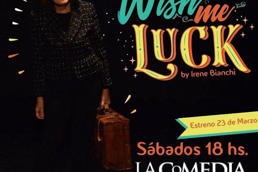 """Wish Me Luck"" (by Irene Bianchi)"