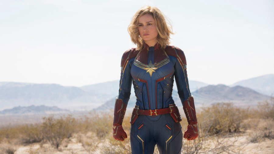 """CINE: """"Capitana Marvel"""""""