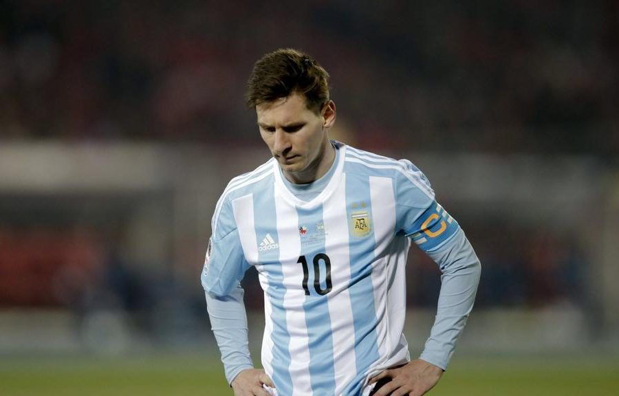 Messy rather than Messi