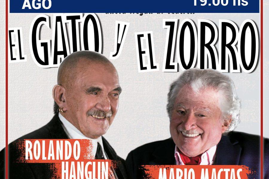 """Entrevista a Rolando Hanglin (""""El Gato y El Zorro"""")"""