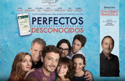 """""""PERFECTOS DESCONOCIDOS"""" @ Teatro Municipal Coliseo Podestá"""