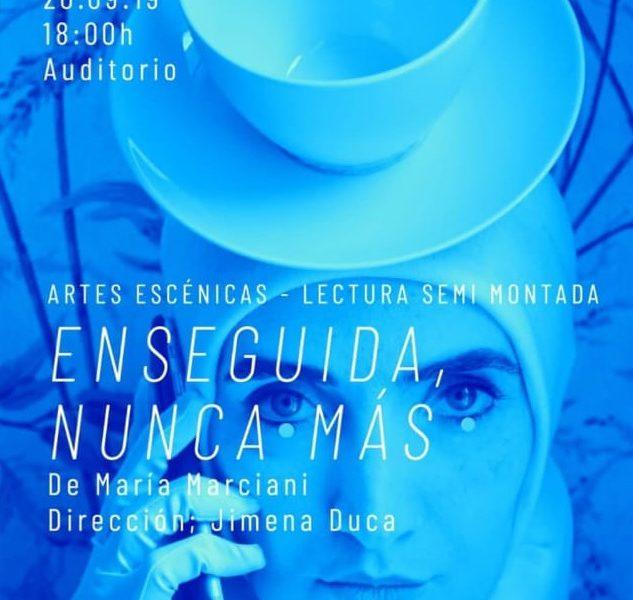 """""""Enseguida, nunca más"""" @ Centro de Arte UNLP"""