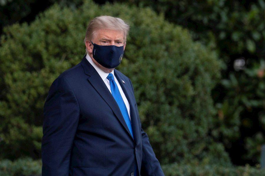 """Trump's """"mise en scene"""""""