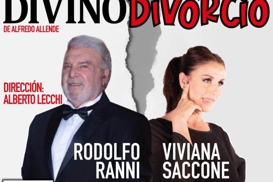 Divino divorcio 10/04 Teatro Metro – La Plata.