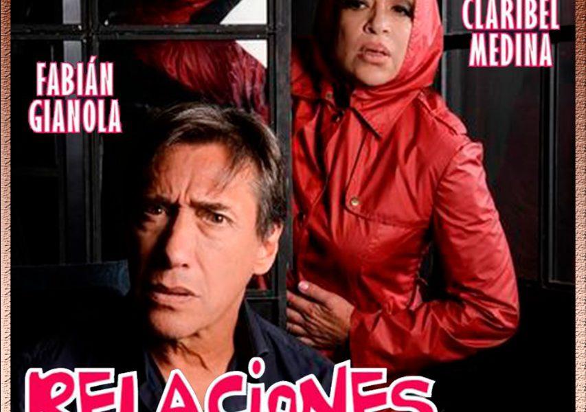 Relaciones peligrosas – 7 de Agosto – La Nonna, La Plata.