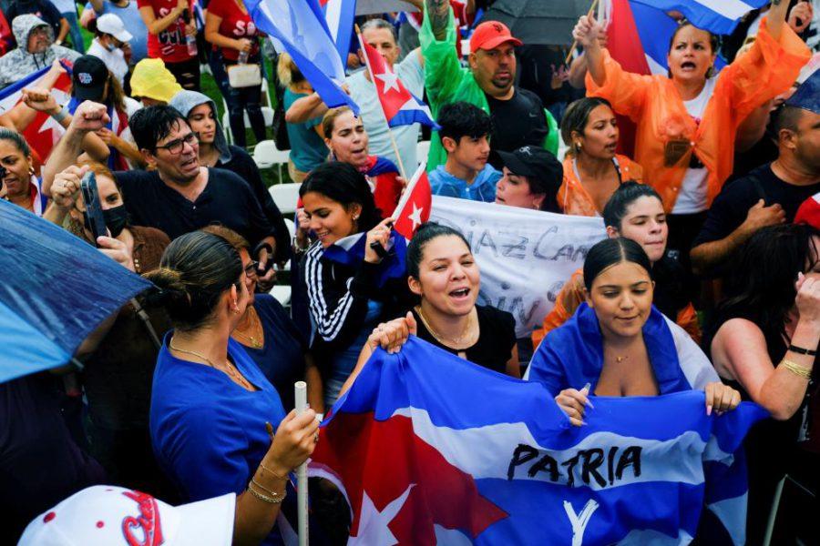 Cuba is waking up