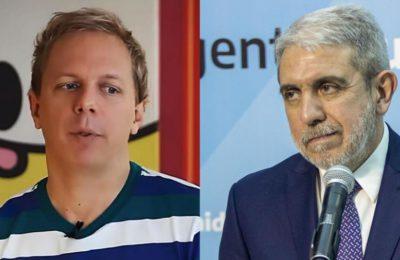 Anibal Fernández vs Nik